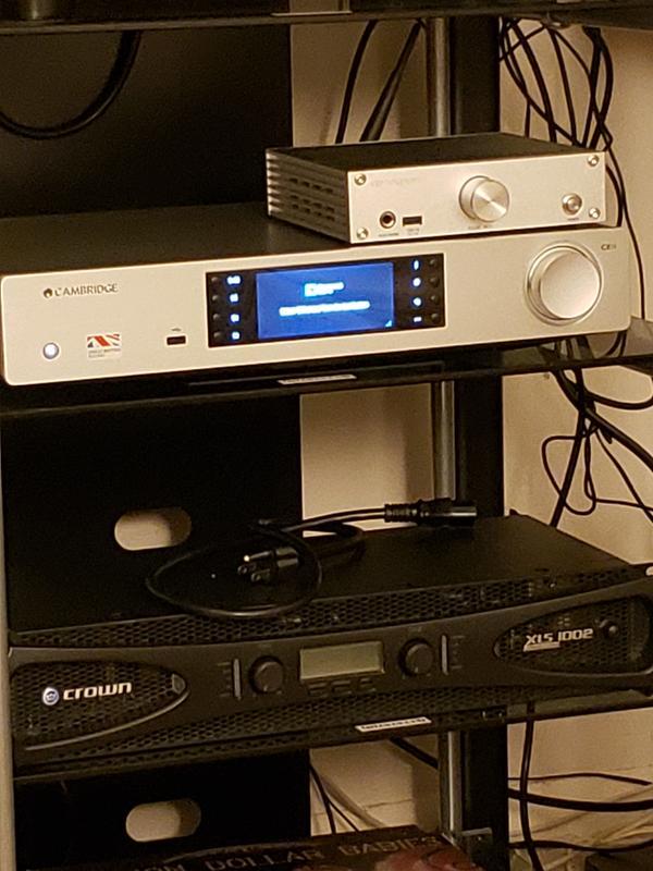CXN (V2) - Reproductor de streaming | Cambridge Audio