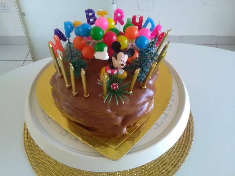 Quick Chocolate Fudge Cake