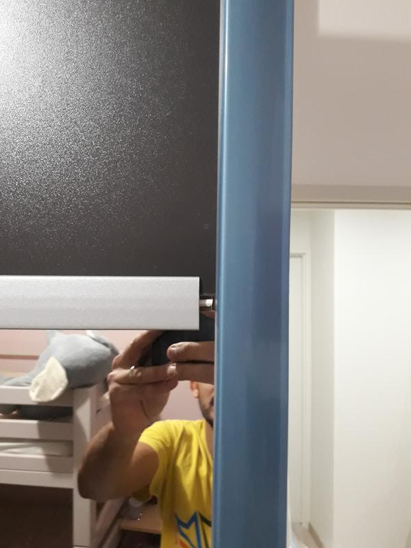 Porte De Placard Coulissante Miroir Gris Anthracite Form Valla 622 X 2456 Cm Castorama