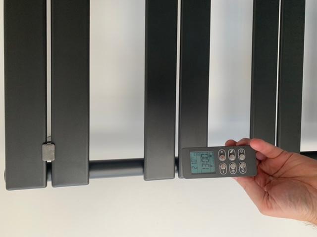 Radiateur Sèche Serviettes électrique Soufflant Delonghi Ghibli 1700w Castorama