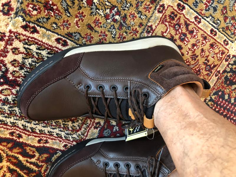 511e0b2afe8 Ashcombe Mid GORE-TEX Dark Brown Leather