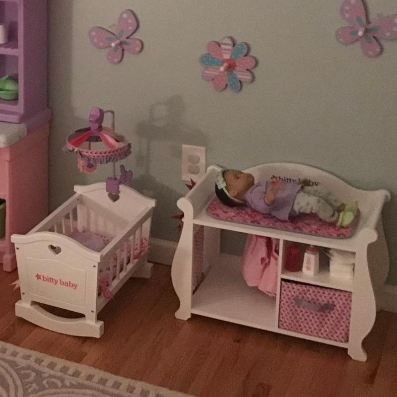 Bitty S Changing Table American Girl