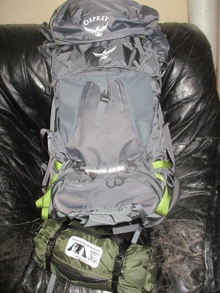 Osprey Atmos Ag 65 Backpack Abyss Grey Alltricks Com
