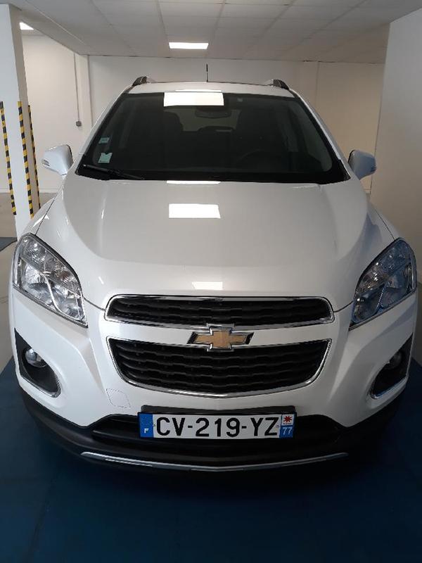 Derniers Avis Clients Sur La Chevrolet Trax Aramisauto