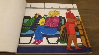 Bol Com Het Enige Echte Dikke Dames Op Reis Xxl Kleurboek