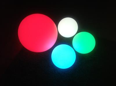 bol.com   LED Bol 50CM - Decoratie Lamp met Afstandsbediening ...