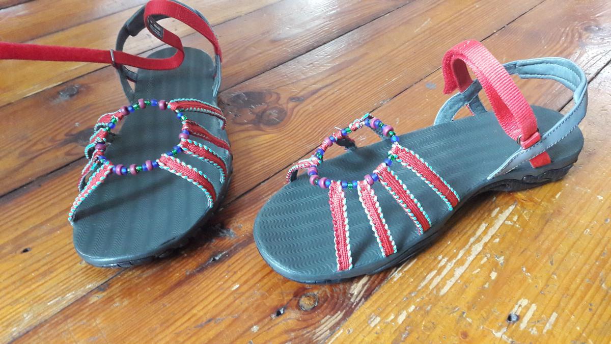 efda399105d4 Teva Kayenta Dream Weave – Dames Sandalen – Rood maat 39 (