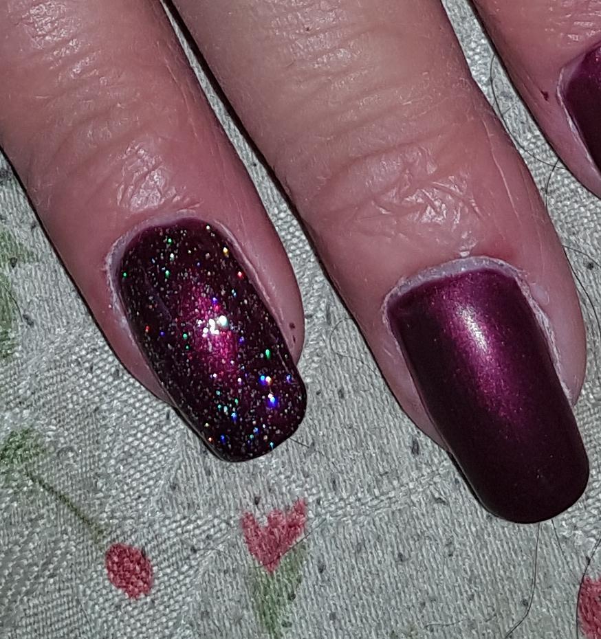 bol.com | Pink Gellac Gel Nagellak Kleur 204 Diamond Silver
