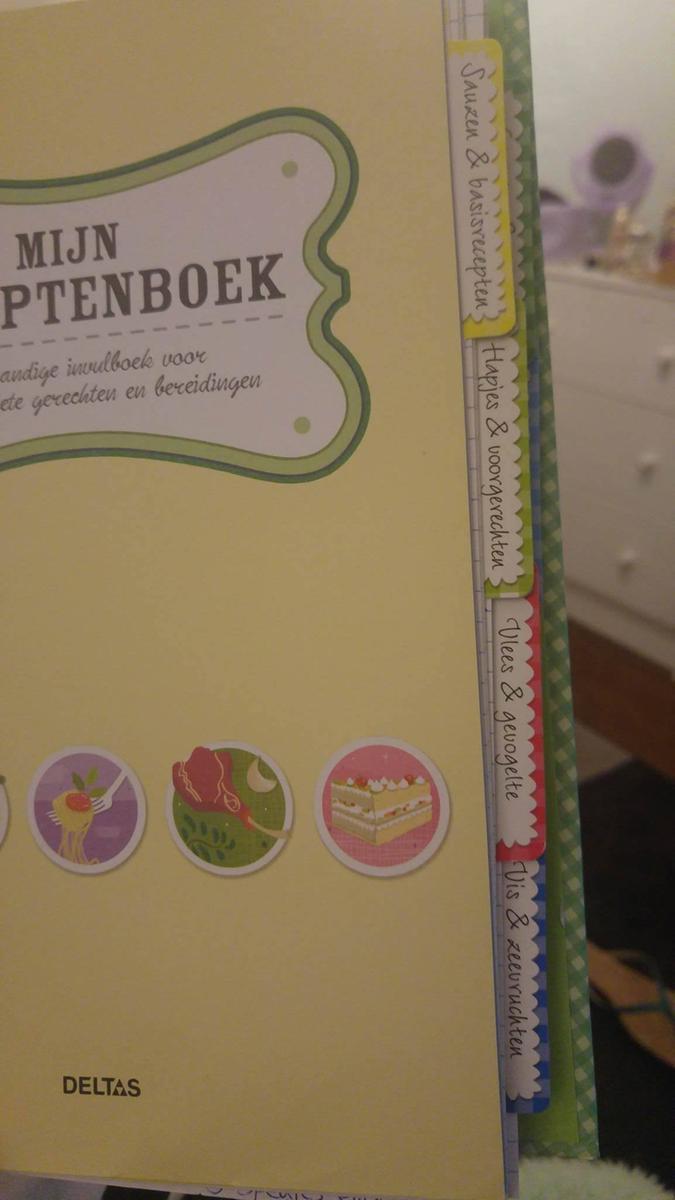 Goede bol.com | Mijn receptenboek KQ-16