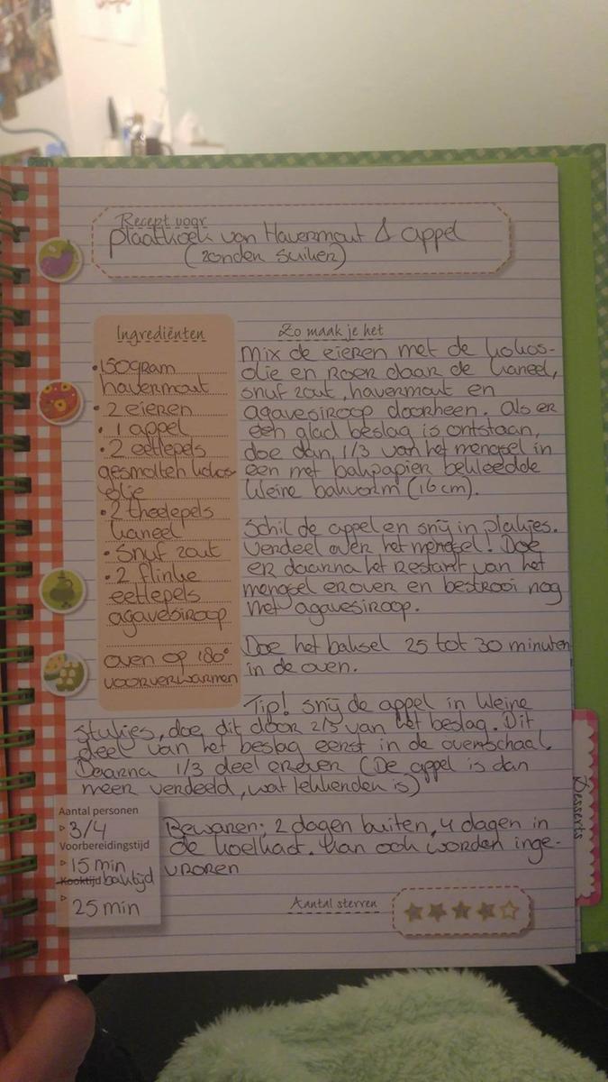 Verrassend bol.com | Mijn receptenboek BW-75