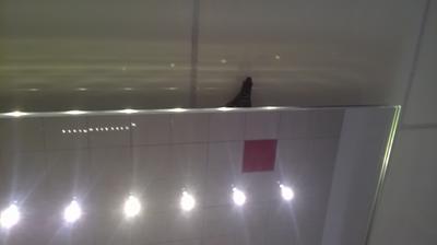 Bol vidaxl badkamerspiegel met led verlichting spiegel