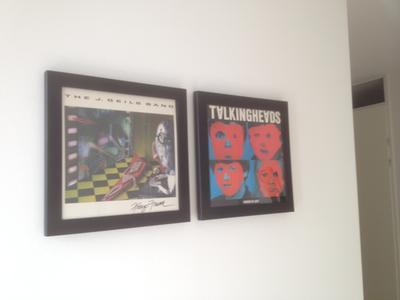 Nieuw bol.com   LP vinyl wissellijst frame - fotolijst zwart SH-88