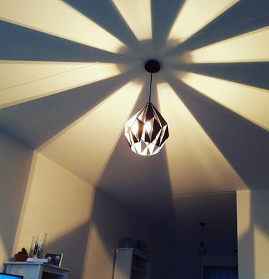 bol.com | EGLO Vintage Carlton 1 - Hanglamp - 1 Lichts -Ø310mm ...