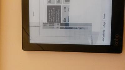 bol.com | Kobo Aura - Zwart - e-reader