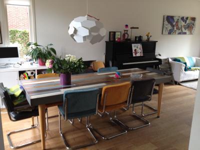 Rib Stoel Groen : Bol retro classic rib stoel groen set van