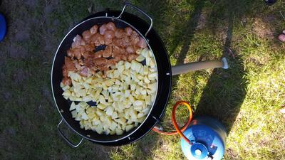 Cadac Paella Pan 47 Cm.Cadac Paella Pan O 36 Cm