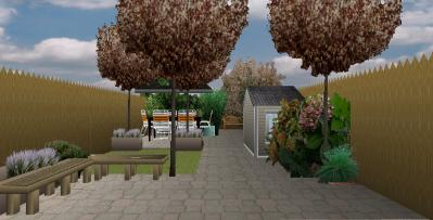 Easy computing tuinontwerper deluxe 3 0 nederlands for Rob eigen huis en tuin