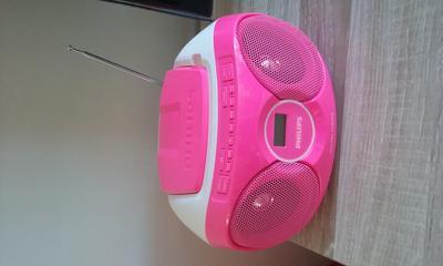 Beste bol.com   Philips AZ215C - Radio/CD-speler - Roze TB-87