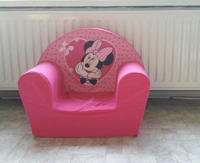 Minnie Mouse Stoel : Bol nicotoy minnie mouse miss minnie kinderstoel