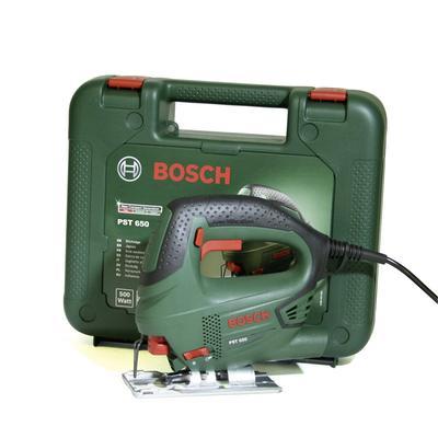 Bekend bol.com | Bosch PST 650 Decoupeerzaag - 500W - met kunststof BD39