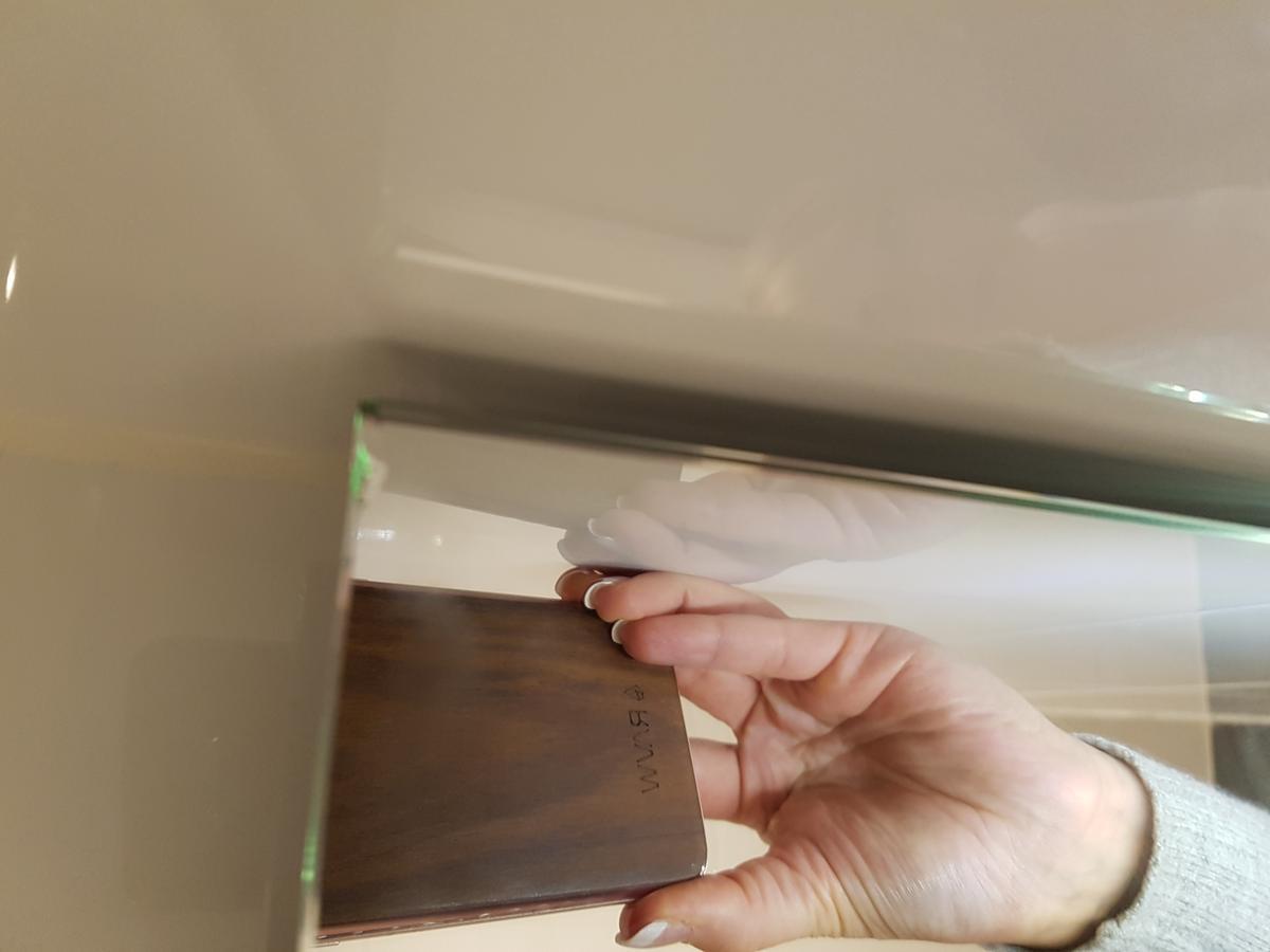 bol.com | vidaXL - Badkamerspiegel met LED verlichting - Spiegel ...
