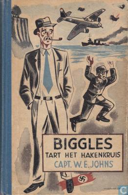Bolcom Biggles Tart Het Hakenkruis We Johns 9789055131952