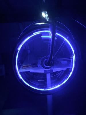 bol.com | BW Led - Lichtslang voor fiets - LED verlichting - Groen