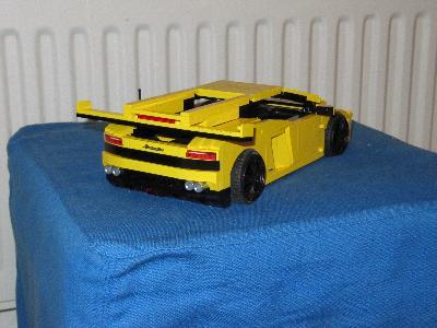 shot the screen gallardo car at lego bull raging blog lamborghini