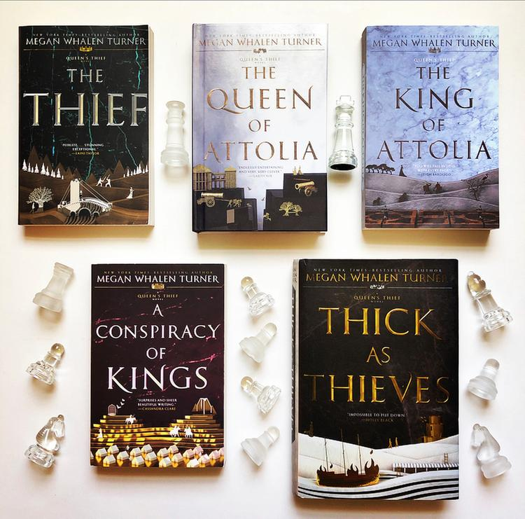 Download The Thief The Queens Thief 1 By Megan Whalen Turner