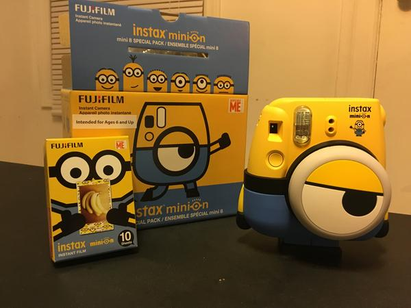 Minion Camera Case : Customer reviews: fujifilm 16556348 best buy