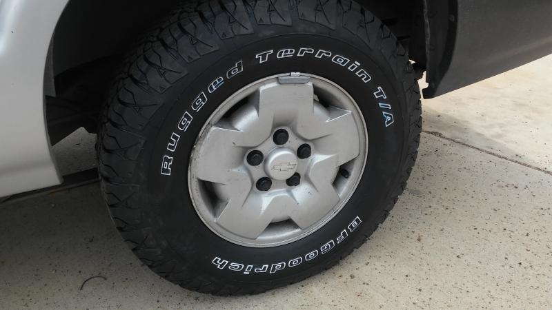 Rugged Terrain T A Bfgoodrich Tires