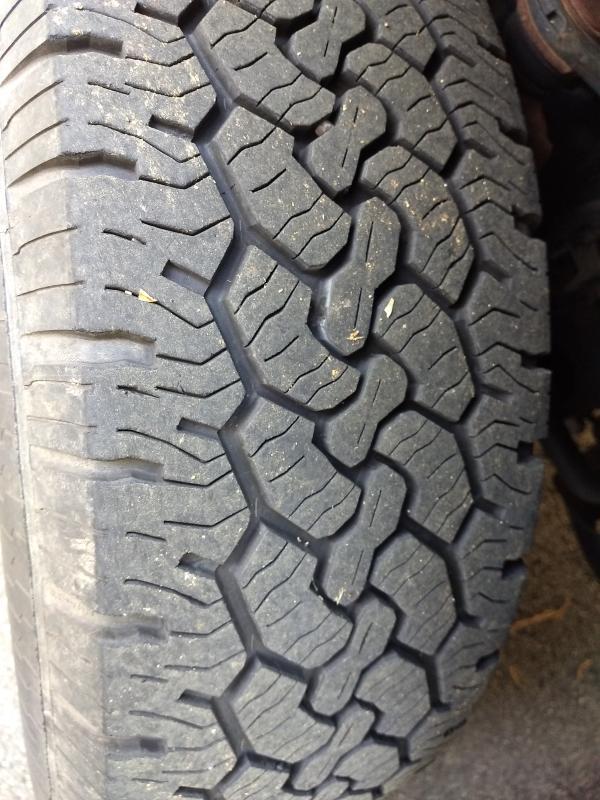 Rugged Trail T A Bfgoodrich Tires