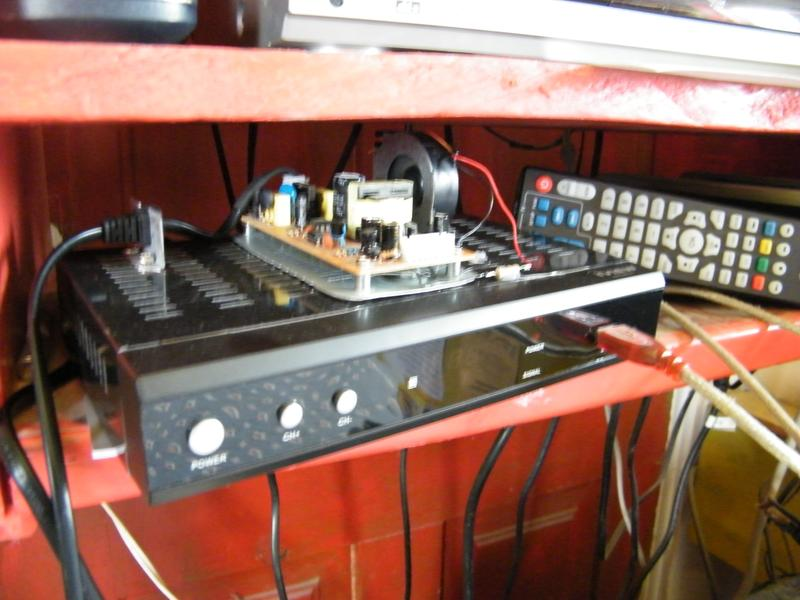 iView 3500STBII Multifunction Digital Converter Box