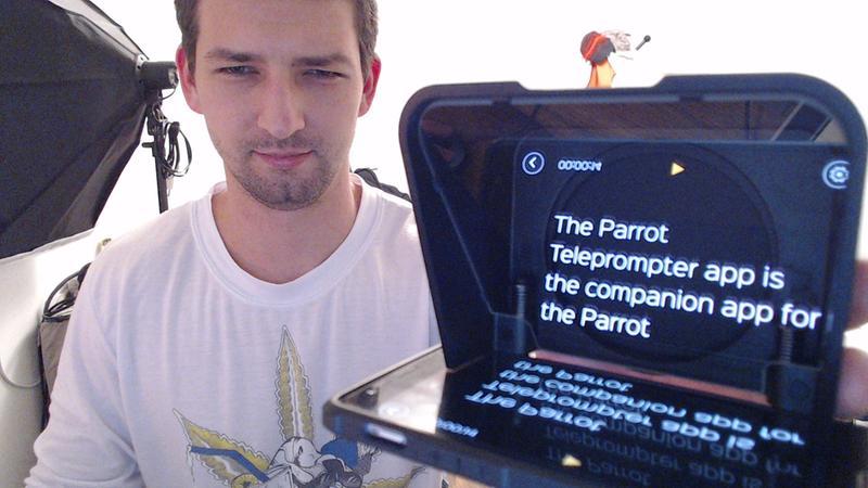 Parrot Teleprompter V2
