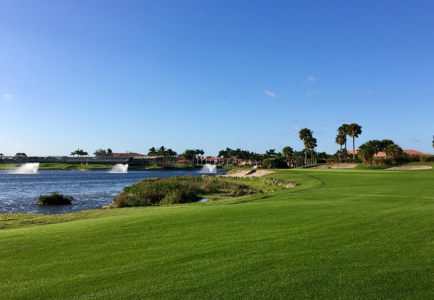 PGA National Resort & Spa - Palmer Course in Palm Beach Gardens ...