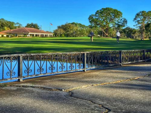 West Orange Country Club, hole 18
