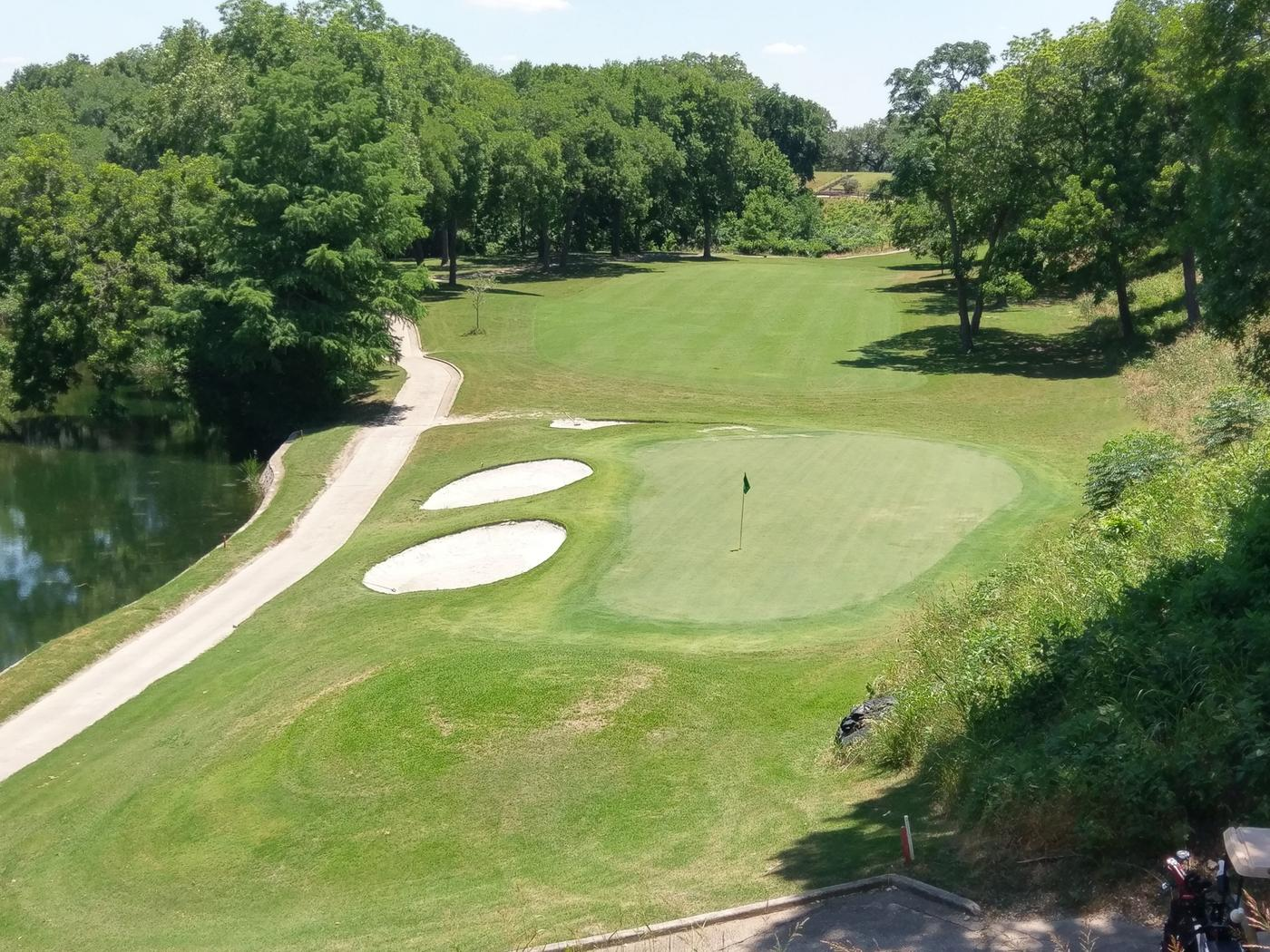 north at onion creek club in austin texas usa golf advisor