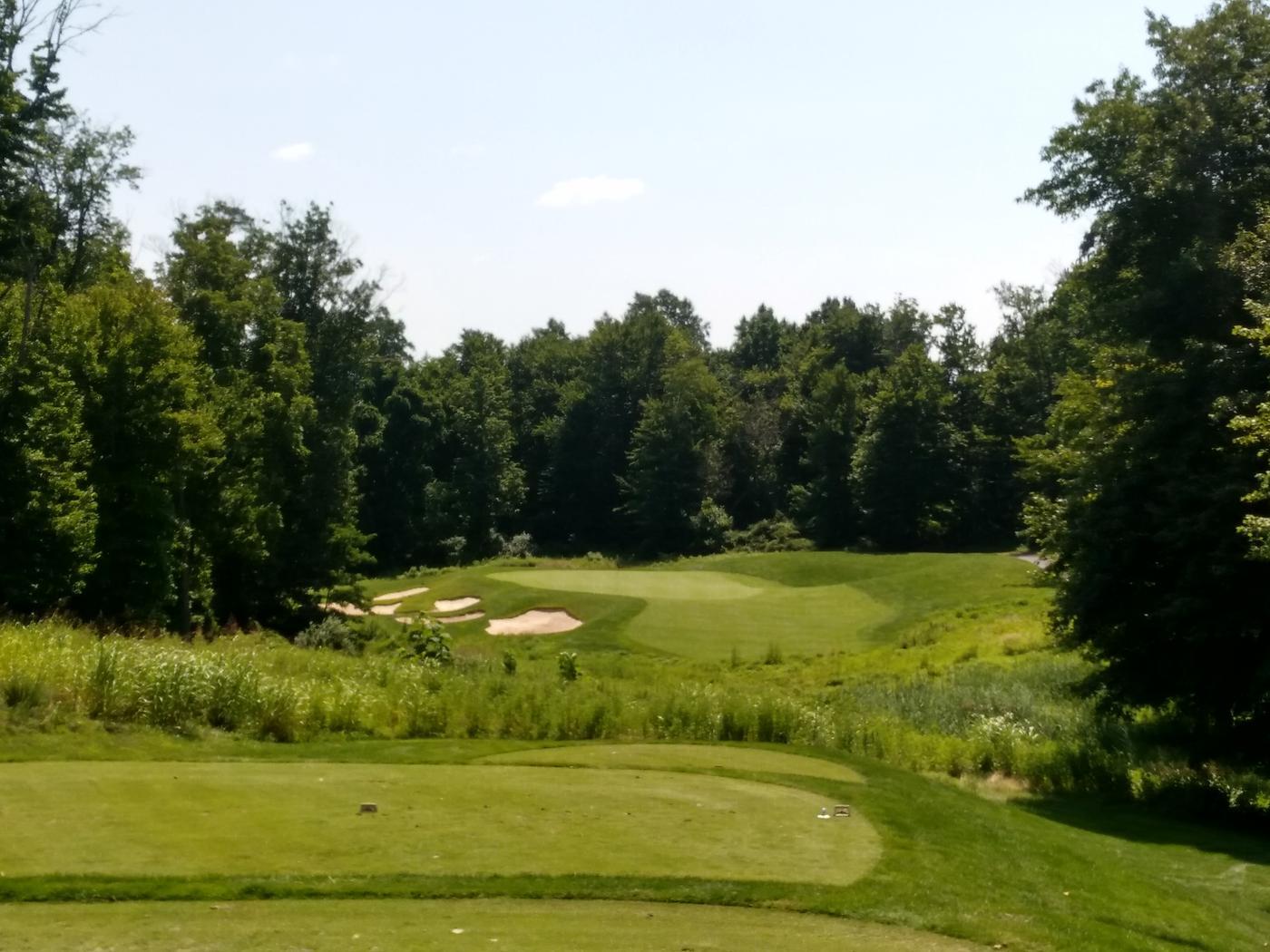 makefield highlands golf club in morrisville pennsylvania usa