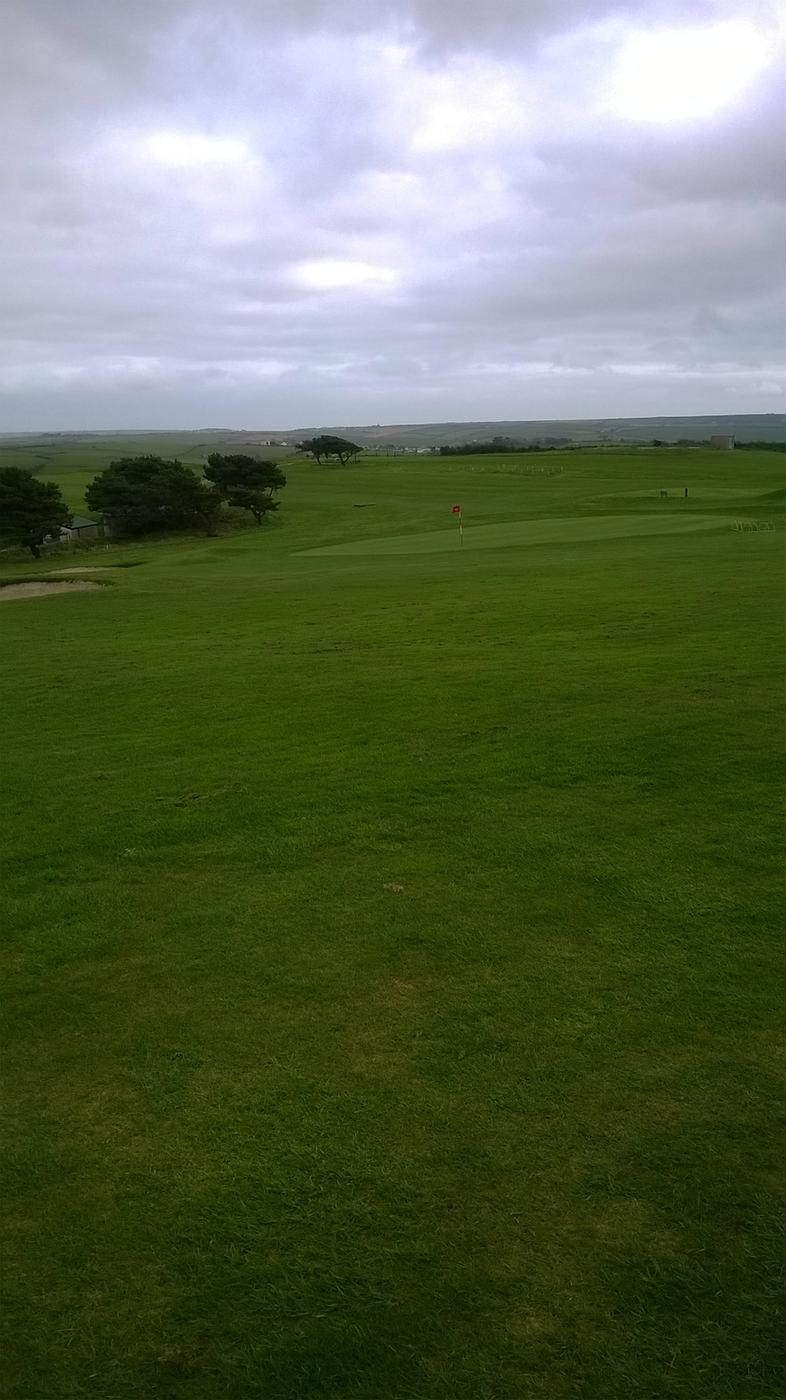 Staddon Heights Golf Club In Plymstock Plymouth England