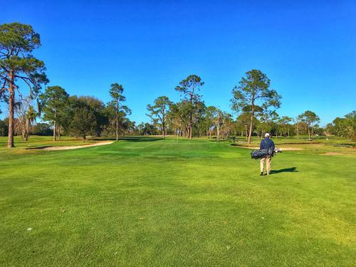 West Orange Country Club, hole 15