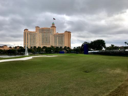 Ritz-Carlton Golf Club, hole 18