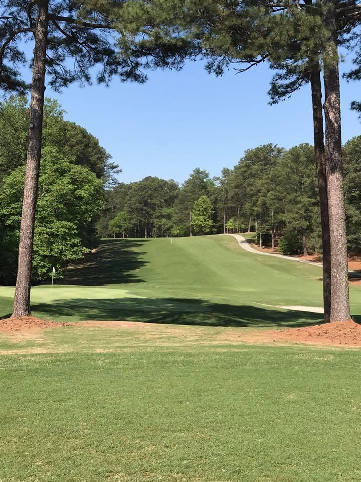 Stone Mountain Elevation Change : Stonemont at stone mountain golf course in
