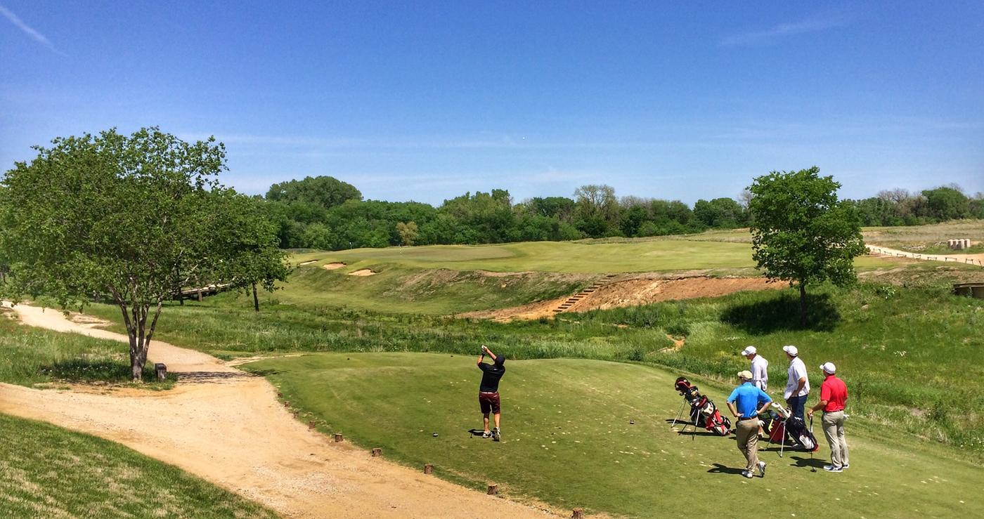 Trinity Forest Golf Club in Dallas, Texas, USA | Golf Advisor