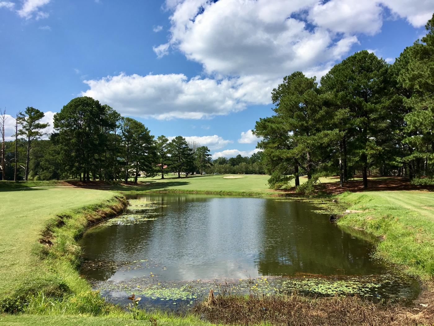 pine hill country club in anniston alabama usa golf advisor