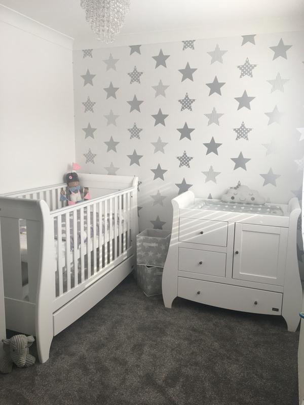 Baby Sheridan Nursery