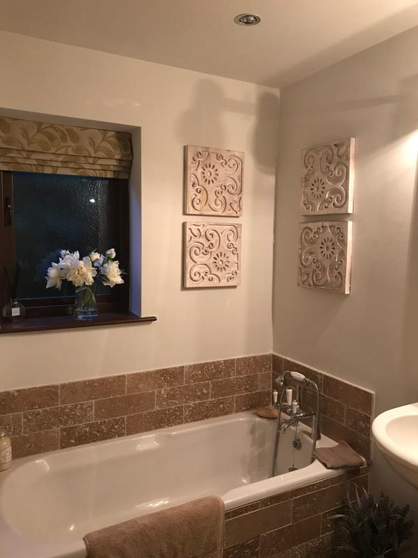 moroccan panels print on wood wall art grahambrownus