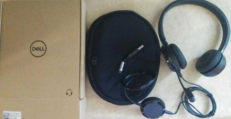 Dell Pro Stereo Headset - UC350 - Skype for Business | Dell USA