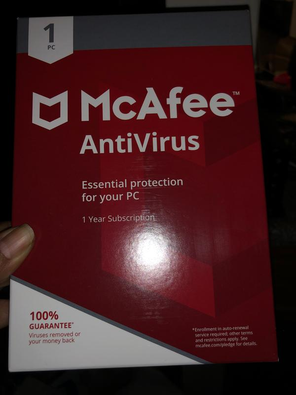 How to reinstall mcafee antivirus (official dell tech support.