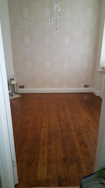 Ronseal Diamond Hard Dark Oak Satin Floor Wood Varnish 2 5l