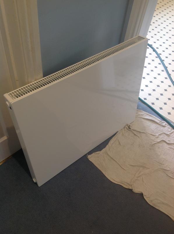 Kudox Type 21 double plus Flat panel radiator White, (H)600mm (W)800mm |  Departments | DIY at B&Q